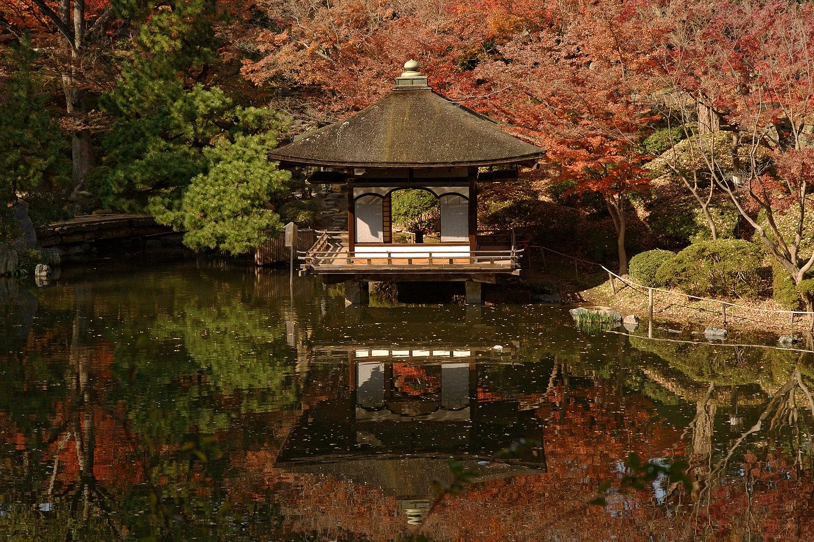 японский чайный домик фото хэйнс
