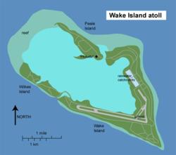 מפת האי וייק