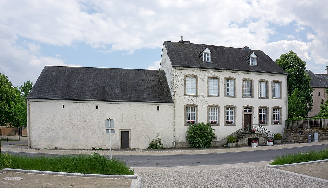 Former rectory in Waldbredimus, 31 rue Principale