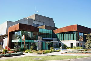 Wangaratta - Government Centre
