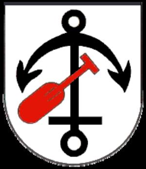 Iffezheim - Image: Wappen Iffezheim