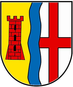 Kastel-Staadt - Image: Wappen kastel