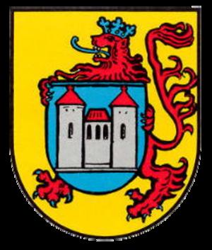 Münsterappel - Image: Wappen Muensterappel