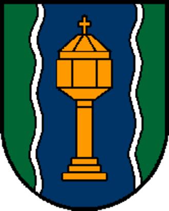 Pfaffstätt - Image: Wappen at pfaffstaett