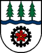 Coat of arms of Rosenau am Hengstpaß