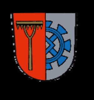 Wilburgstetten - Image: Wappen von Wilburgstetten