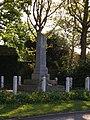 War memorial, South Hiendley - geograph.org.uk - 416982.jpg