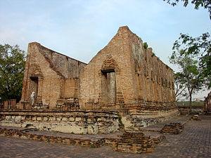 Wat Kudi Dao - Ubosot of Wat Kudi Dao