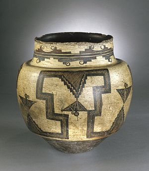 Zuni - Water Jar, 1825–1850, Brooklyn Museum