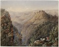 Waterfall on the road to Bathurst Oct i.e. October 20 1851 a1528538u.tif