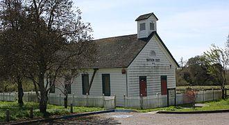 Bodega, California - Watson School