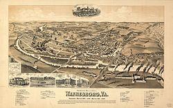 Waynesboroin1891
