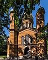 Weimar Am Poseckschen Garten Historischer Friedhof Russisch-orthodoxe Kapelle III.jpg