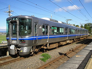 521 series Japanese electric multiple unit train type