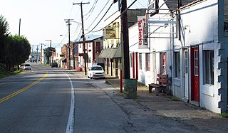 Belle, West Virginia Town in West Virginia, United States