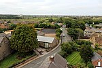 West of Bidston Village from the tower of St Oswald's church, Bidston.jpg