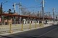 Westbound platform of Botanical Garden Station (20171221124935).jpg