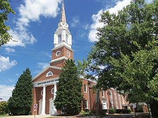 Westover Historic District historic district in Arlington County, Virginia