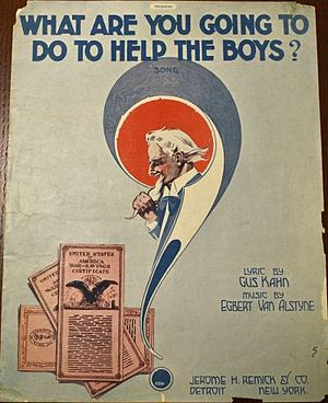 What Are You Going to Do to Help the Boys? - Image: What are you going to do to help the boys?