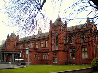 Whitworth Art Gallery - Image: Whitworth Gallery