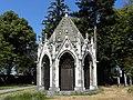 Wien-Simmering - Zentralfriedhof - Mausoleum in der alten jüdischen Abteilung.jpg