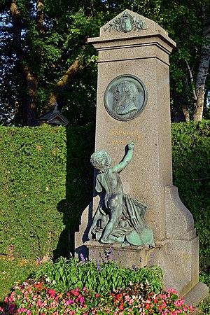 Julius Victor Berger - Grave of Julius Victor Berger