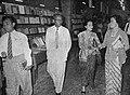 Wife of Muhammad Yamin with Sri Harijati Siagian, Tambahan dan Pembetulan Pekan Buku Indonesia 1954, p67.jpg