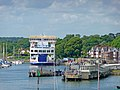 Wightlink Ferry and Ferry Terminal, Lymington - geograph.org.uk - 1477322.jpg