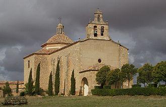 Almenar de Soria - Church of Almenar.