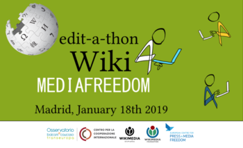 Wiki4MediaFreedom edit-a-thon, Madrid-card.png