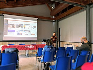 Wikidata's 6th birthday in Rieti 18.jpg
