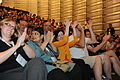 Wikimania 2011 - Closing ceremony (98).JPG