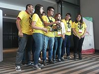 Wikimania 2015-Wednesday-Volunteers at Wikimania (4).jpg