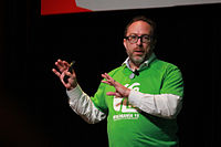 Wikimania 2015 - Joe Sutherland 04.jpg