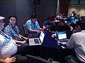 Wikimania 2015 Hackathon - Day 1 (13).jpg