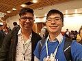 Wikimania 2019 by Deryck day 1 - 03 Ivan.jpg