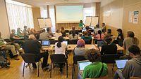 Wikimedia Hackathon 2017 IMG 4290 (34593931282).jpg
