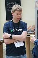 Wikimedia Hackathon 2017 IMG 4530 (33976891903).jpg