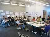 Wikimedia Product Retreat Photos July 2013 60.jpg