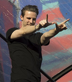 W&W - Image: Willem van Hanegem @ Breda Dance Music Festival