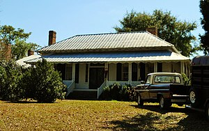 National Register of Historic Places listings in Talladega County, Alabama - Image: William Averiett House Sylacauga Alabama