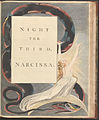 """William Blake - Young's Night Thoughts, Page 43, """"Night the Third, Narcissa."""" - Google Art Project.jpg"""