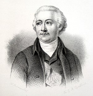 Portrait of William Chalmers from the book