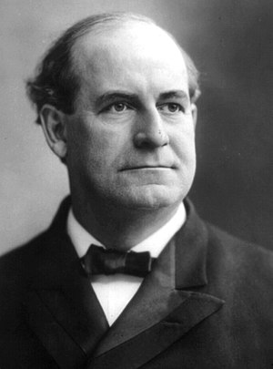 United States presidential election, 1908 - Image: William Jennings Bryan, 1860 1925 (cropped)