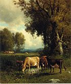 William M. Hart Cows in the Meadow.jpg