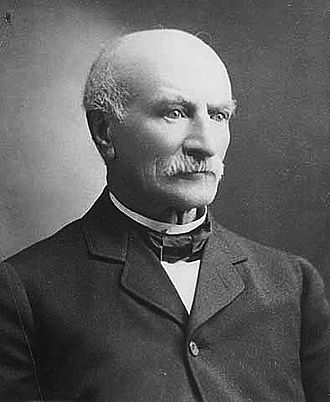 Mayo Clinic - William Worrall Mayo, the founding father of what would become the Mayo Clinic.