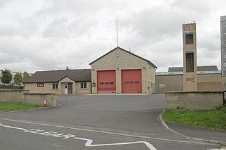 Wincanton - Wincanton Fire Station