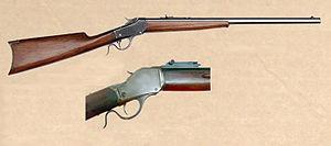 Winchester Model 1885 - Winchester Model 1885