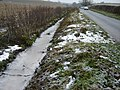 Wintery conditions nr Langtoft - geograph.org.uk - 1078074.jpg
