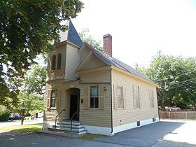 Witherbee School, Middletown Historical Society, Newport East, RI.jpg
